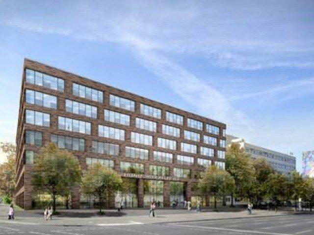 Büro- und Geschäftshaus Frankfurter Allee 206