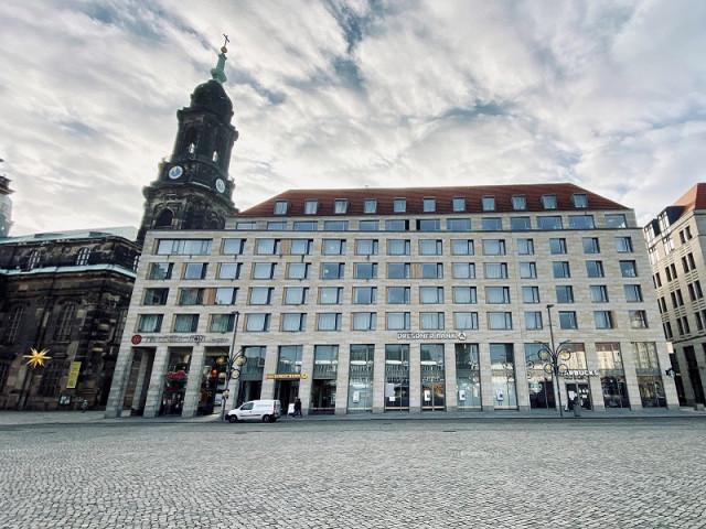 """Hotel und Geschäftshaus """"Haus Am Altmarkt"""""""